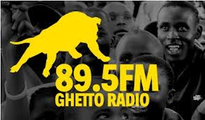 Ghetto Radio Online